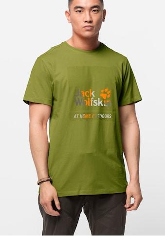 Jack Wolfskin T - Shirt »365 HIDEAWAY T M« kaufen