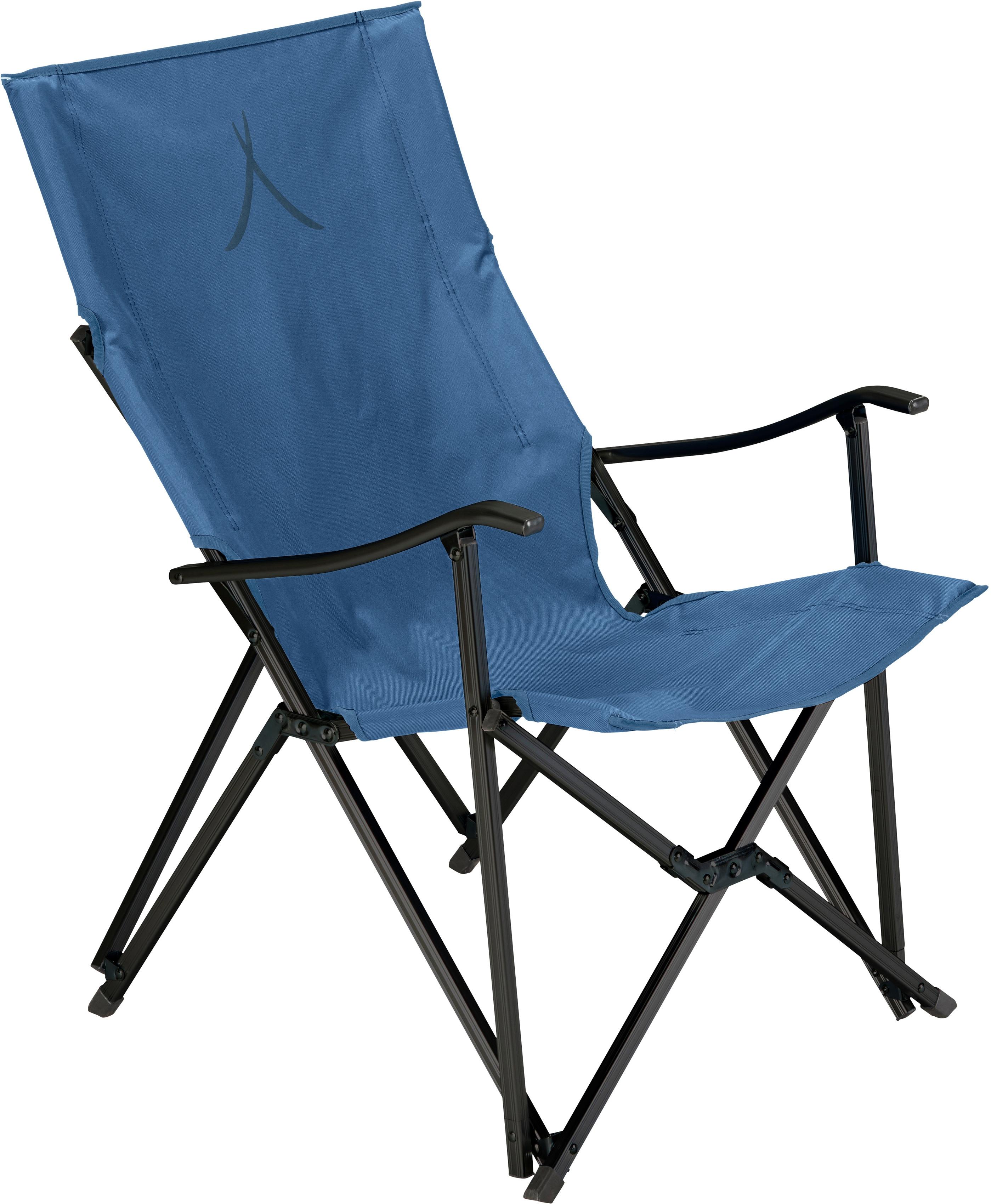 GRAND CANYON Campingstuhl EL TOVAR blau Campingmöbel Camping Schlafen Outdoor