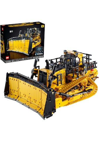 LEGO® Konstruktionsspielsteine »Appgesteuerter Cat® D11 Bulldozer (42131), LEGO®... kaufen
