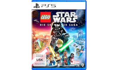 Warner Games Spiel »LEGO STAR WARS Die Skywalker Saga«, PlayStation 5 kaufen