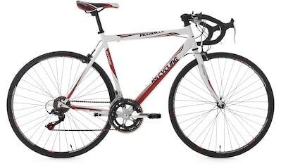 KS Cycling Rennrad »Piccadilly«, 14 Gang, Shimano, RD-A 050 Schaltwerk, Kettenschaltung kaufen