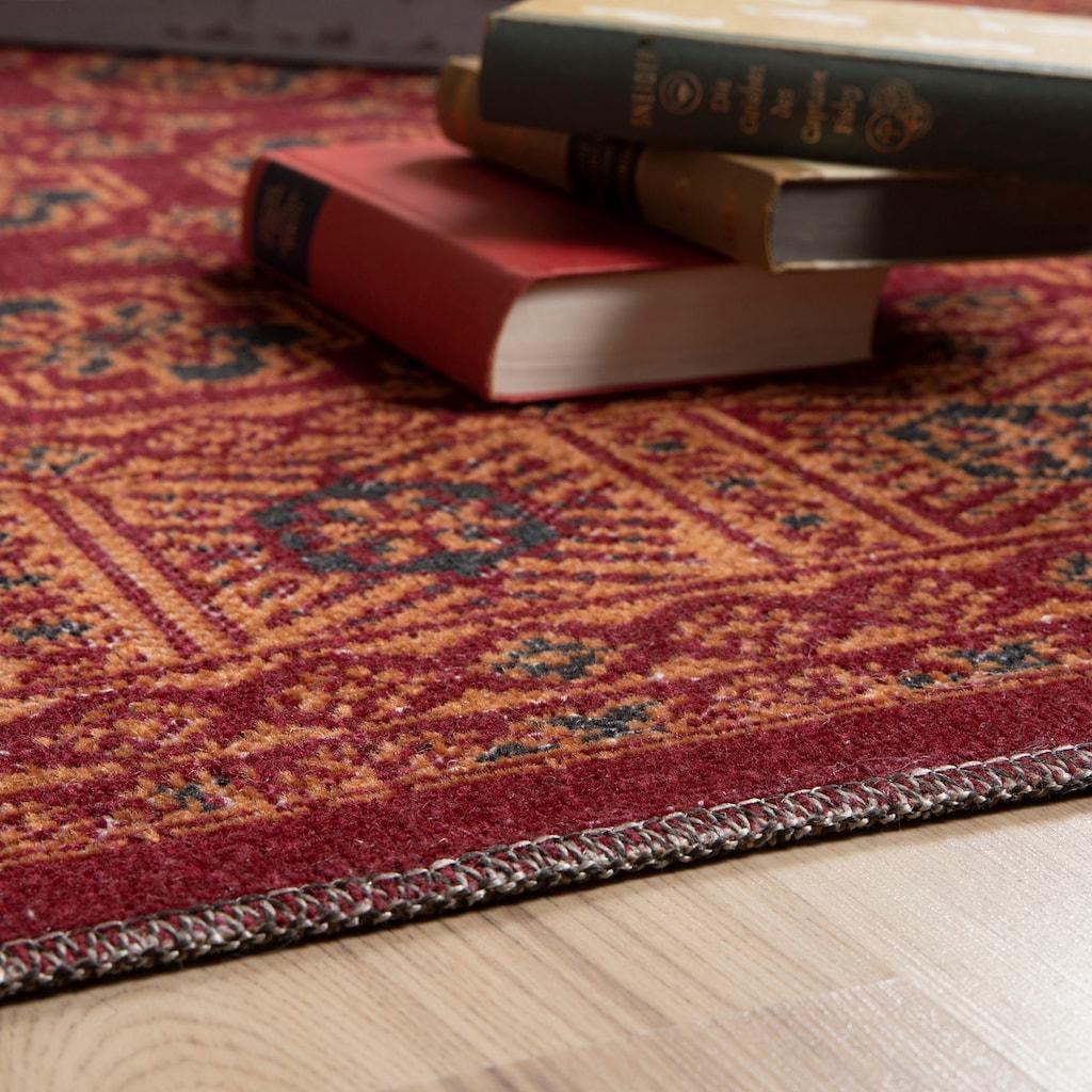 Obsession Teppich »My Tilas 246«, rechteckig, 3 mm Höhe, Orient-Optik, Vintage Design, In- und Outdoor geeignet, Wohnzimmer