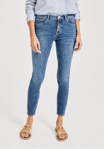 OPUS 7/8-Jeans »Elma«, mit authentischer Waschung kaufen