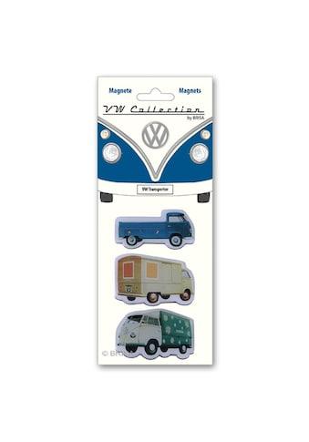 LOGOSHIRT Magnet im lässigen Retro - Look »VW Bulli T1« kaufen