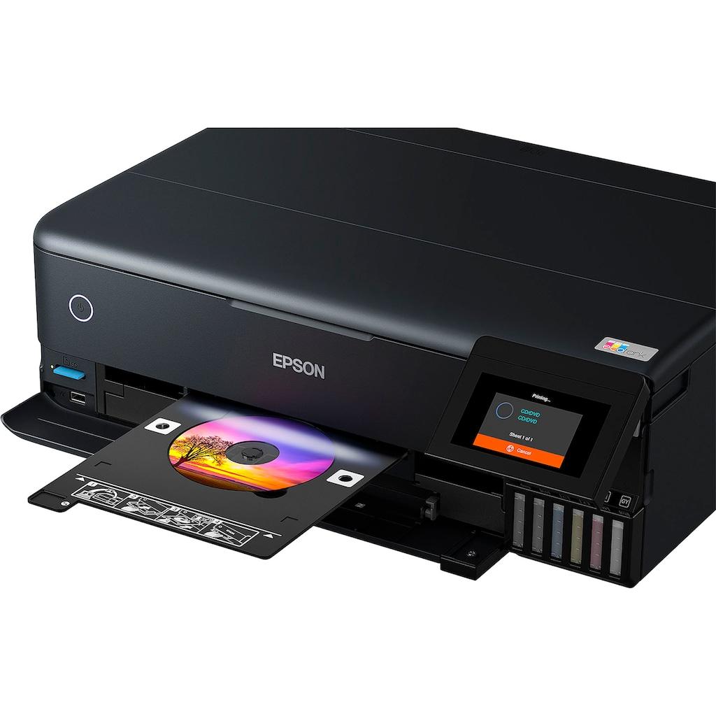 Epson WLAN-Drucker »EcoTank ET-8550«