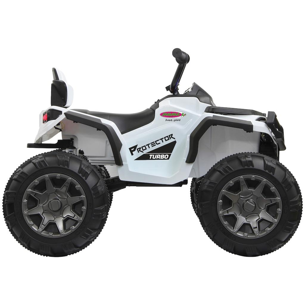 Jamara Elektro-Kinderauto »Ride-on Protector ElektroKinderquad«, ab 3 Jahren, bis 35 kg