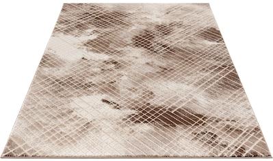 my home Teppich »Ferit«, rechteckig, 12 mm Höhe, Vinage-Optik, Wohnzimmer kaufen