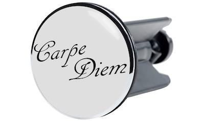 SANILO Stöpsel »Carpe Diem«, für Waschbecken, Ø 4 cm kaufen