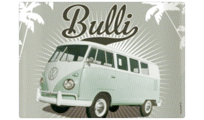 MySpotti Küchenrückwand »pop, Bulli mint« kaufen