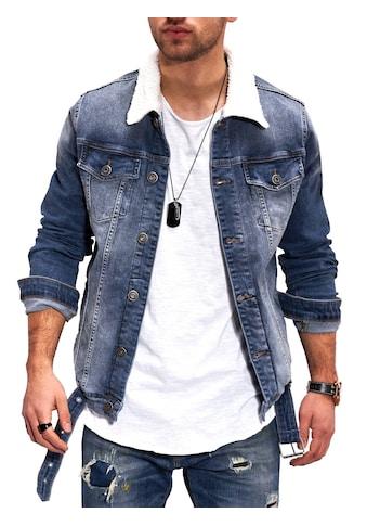 behype Jeansjacke »PIERRE« kaufen