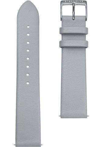 STERNGLAS Uhrenarmband »Premium 20 grau silber, SBA00/112« kaufen