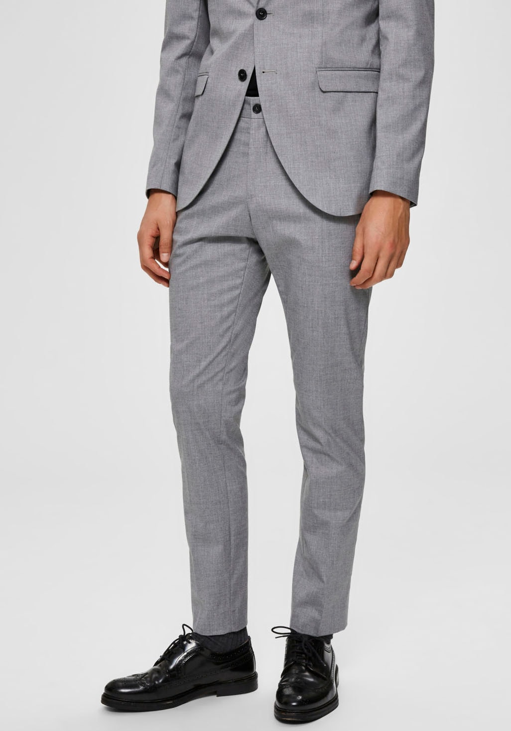 selected homme -  Anzughose Logan Trouser