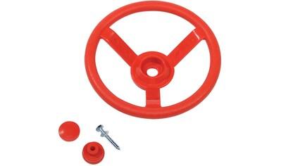 AXI Spielzeug Lenkrad rot, Ø 29 cm kaufen