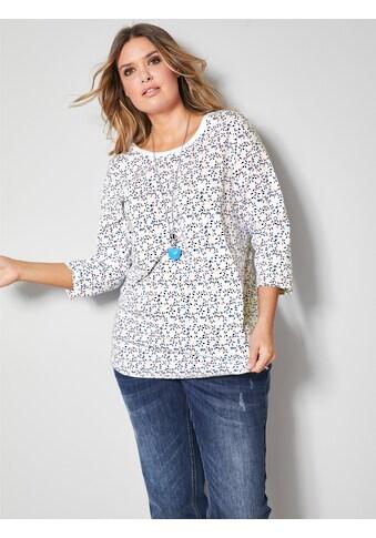 Janet & Joyce by Happy Size 3/4 - Arm - Shirt kaufen