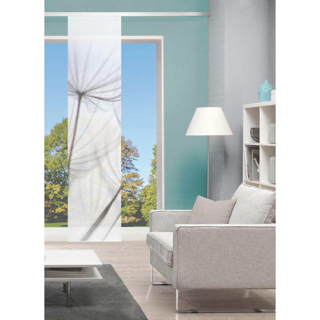Vision S Schiebegardine »STRELIA links«, HxB: 260x60, Schiebevorhang Bambus-Optik Digitaldruck
