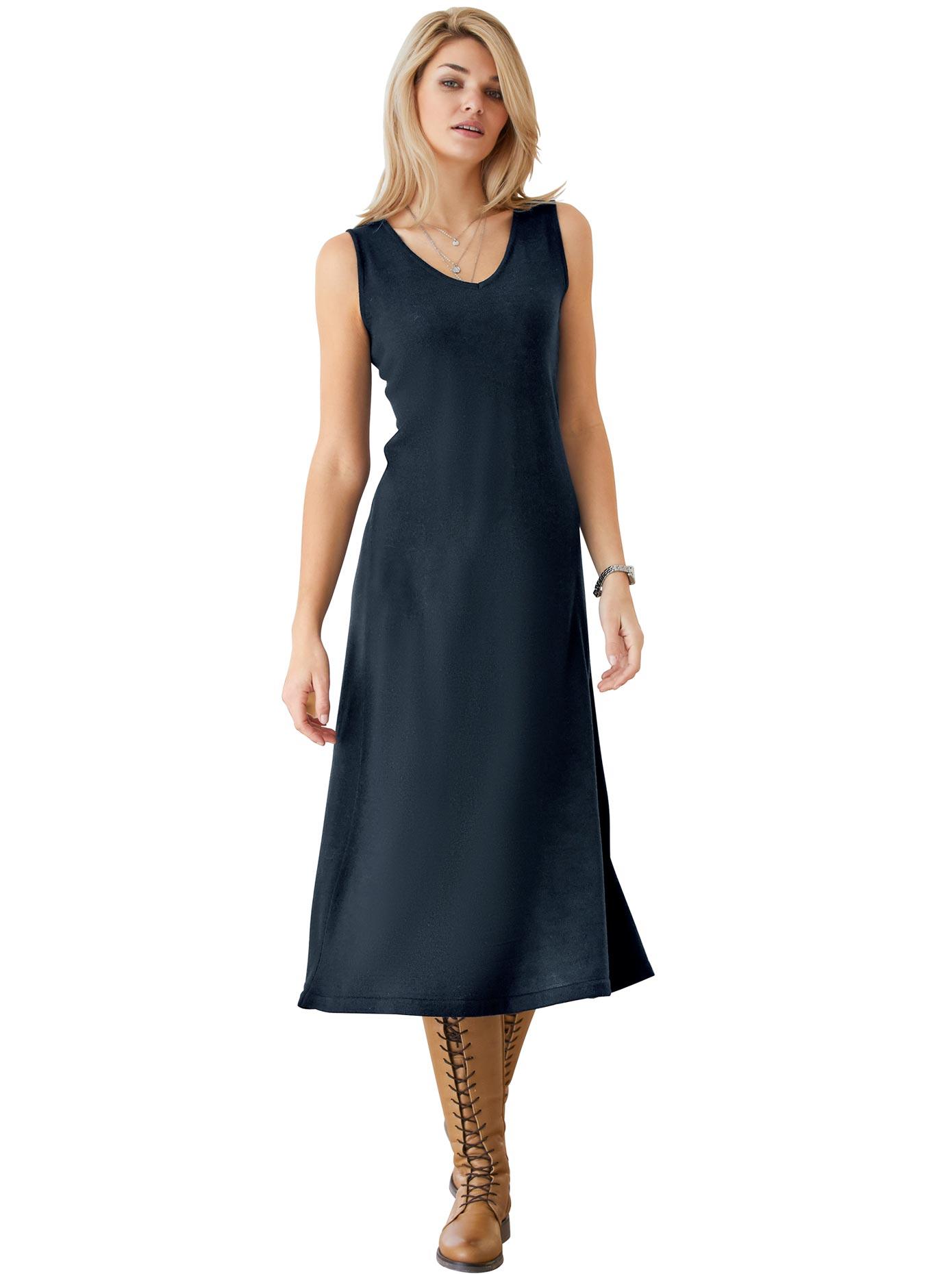 linea tesini by heine -  A-Linien-Kleid Strickkleid