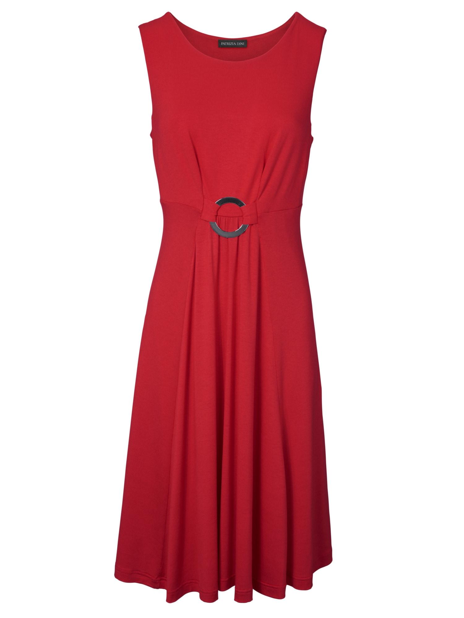 heine TIMELESS Jerseykleid mit Zierring