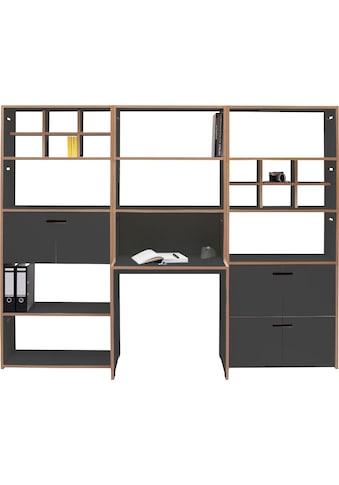 Tojo Büro-Set »schreib & hochstapler Wand-Set«, (Set, 19 St.) kaufen