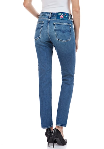 Replay Skinny-fit-Jeans »Julye«, hochwertige Stretch-Qualität kaufen