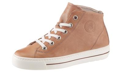 Paul Green Sneaker, mit seitlicher Logoprägung kaufen