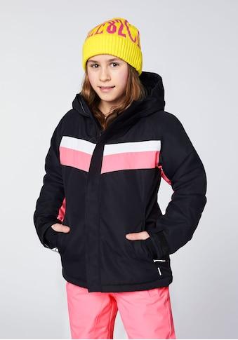 Chiemsee Skijacke »mit verdecktem Reißverschluss« kaufen