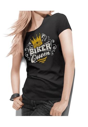 GASOLINE BANDIT® T - Shirt mit tollem Print kaufen
