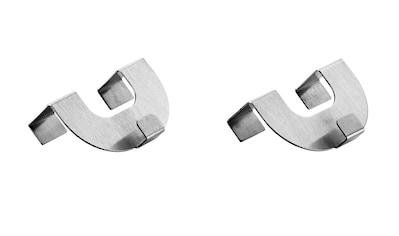U - Haken 2er - Set zum Einhängen im Rahmen kaufen