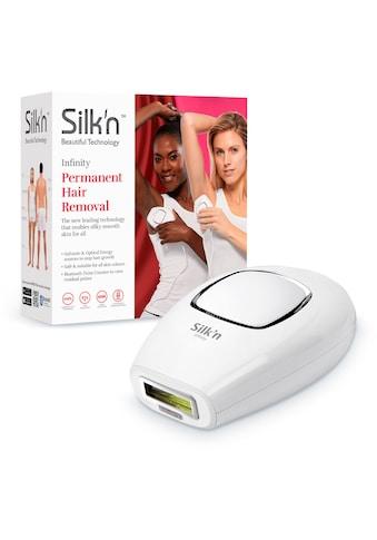 Silk'n HPL - Haarentferner Silk`n Infinity, Anzahl Lichtimpulse: 400.000 kaufen