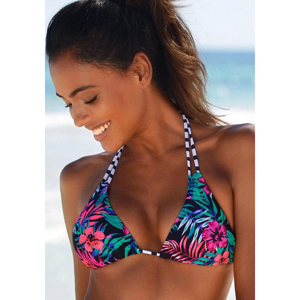 Venice Beach Triangel-Bikini-Top »Summer«, mit Doppelträgern