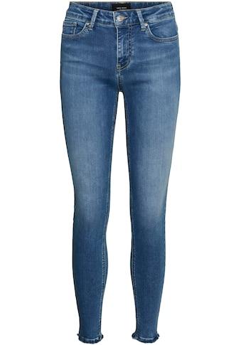 Vero Moda Skinny-fit-Jeans »VMPEACH MR SKINNY ANK CUT« kaufen