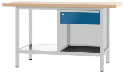PADOR Werkbank »21 S 01/15 R«, Höhe: 85,5 cm kaufen