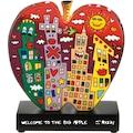 Goebel Dekofigur »Welcome to the Big Apple«, von James Rizzi