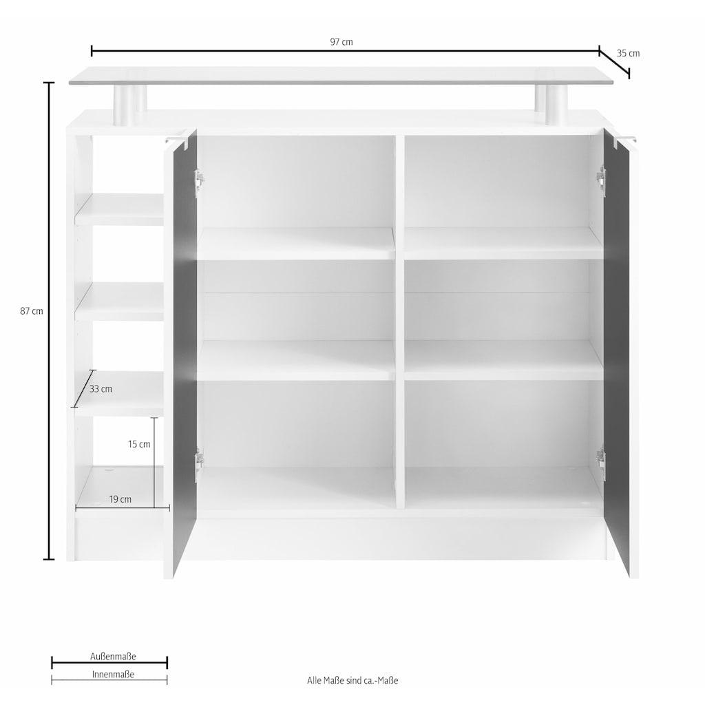 borchardt Möbel Kommode »Dolly«, Breite 97 cm