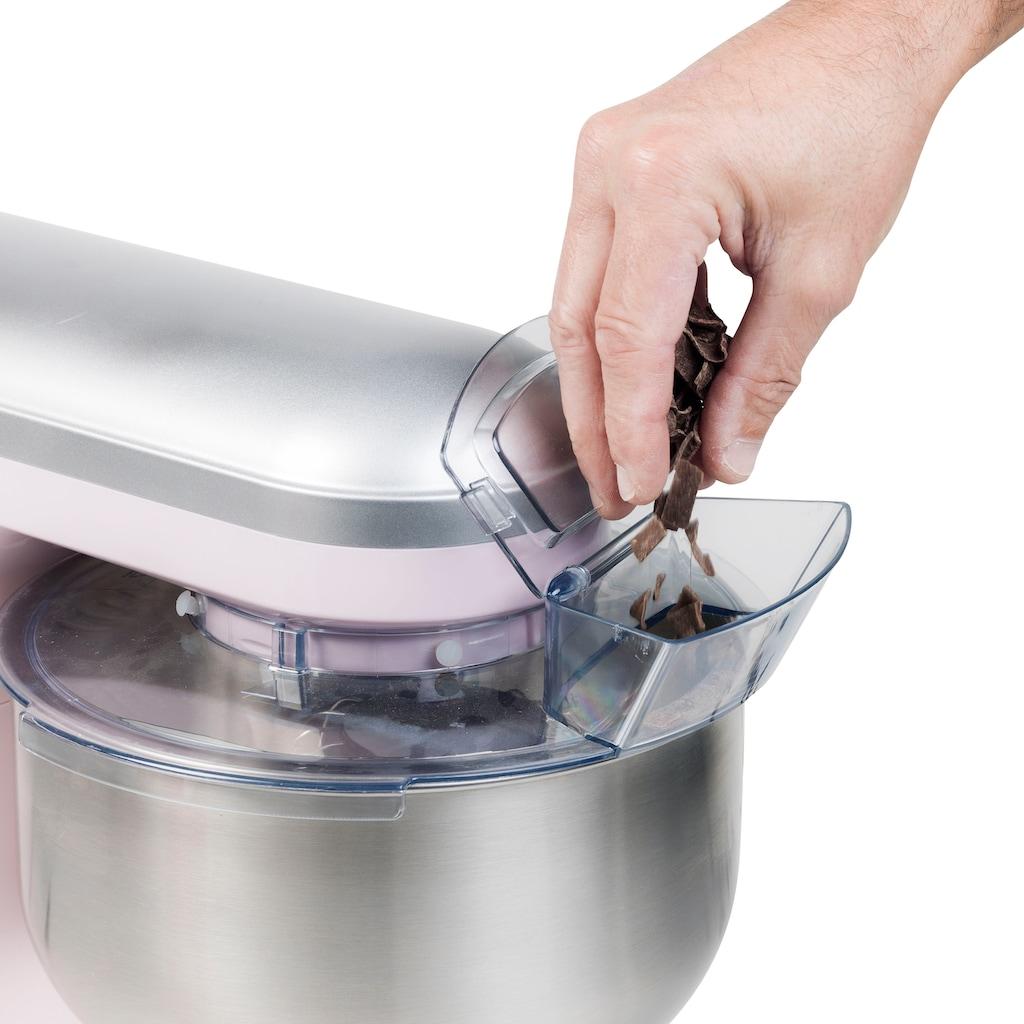 bestron Küchenmaschine »AKM1200SDP«, 700 W, 5 l Schüssel