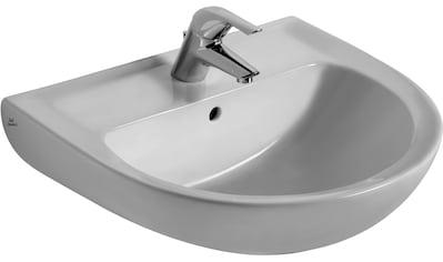 Ideal Standard Waschbecken »Eurovit«, halbrund, 65 cm kaufen