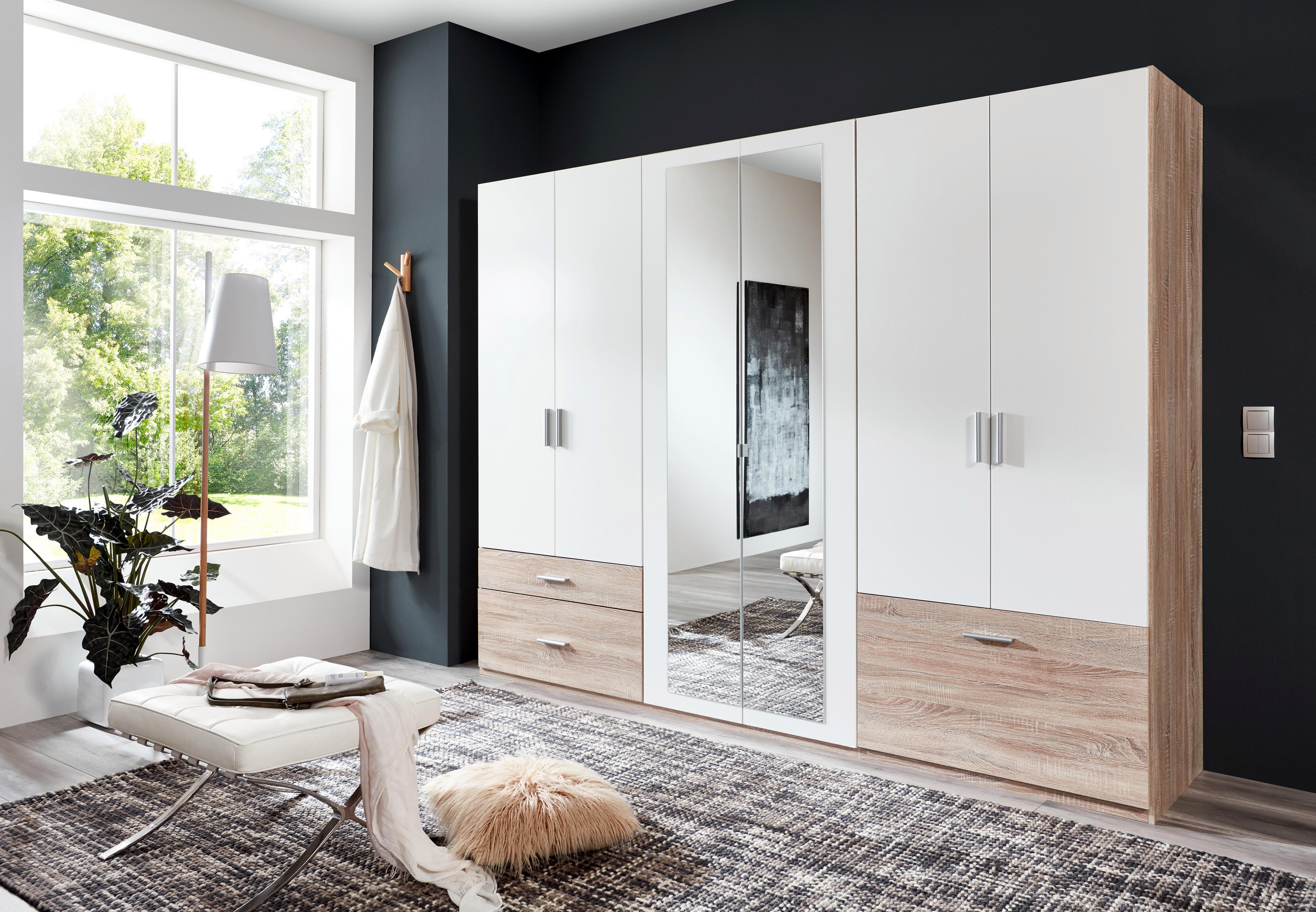 Wimex Kleiderschrank »Venlo« mit Spiegel online kaufen | BAUR