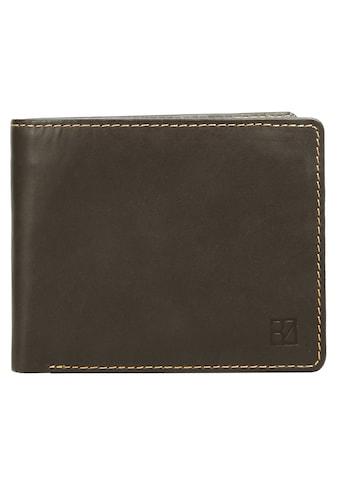 BODENSCHATZ Brieftasche »BICOLOUR«, Kreditkartenfächer kaufen