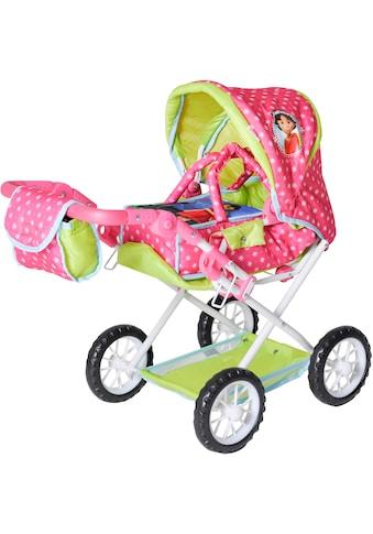 Knorrtoys® Kombi-Puppenwagen »Heidi-Ruby, knorr toys« kaufen