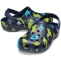 Crocs Clog »Classic Monster Print Clog T«, mit Monster-Print