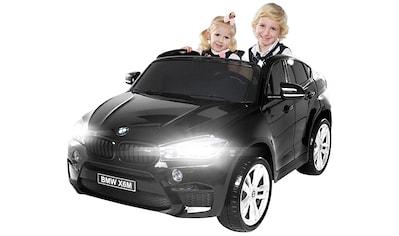 MIWEBA Elektro - Kinderauto »BMW X6M F16 XXL Zweisitzer«, für Kinder ab 3 Jahre, 12 V kaufen