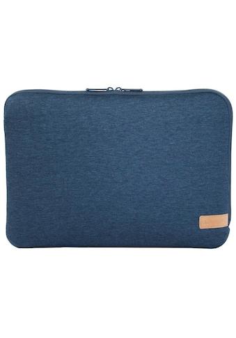 Hama Notebook-Sleeve Jersey, bis 30 cm (11,6), Blau kaufen