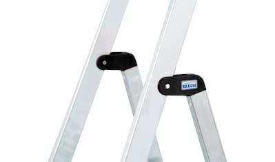 KRAUSE Stehleiter »Solidy«, Aluminium, 1x7 Stufen, Arbeitshöhe ca. 348 cm kaufen
