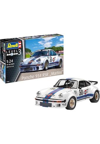 """Revell® Modellbausatz »Porsche 934 RSR """"Martini""""«, 1:24, Made in Europe kaufen"""