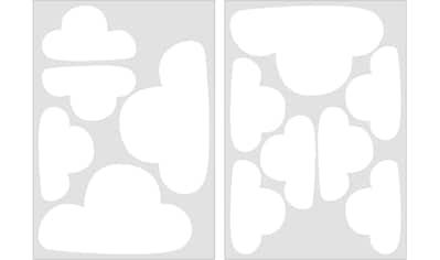 Art for the home Wandtattoo »Wolken« kaufen