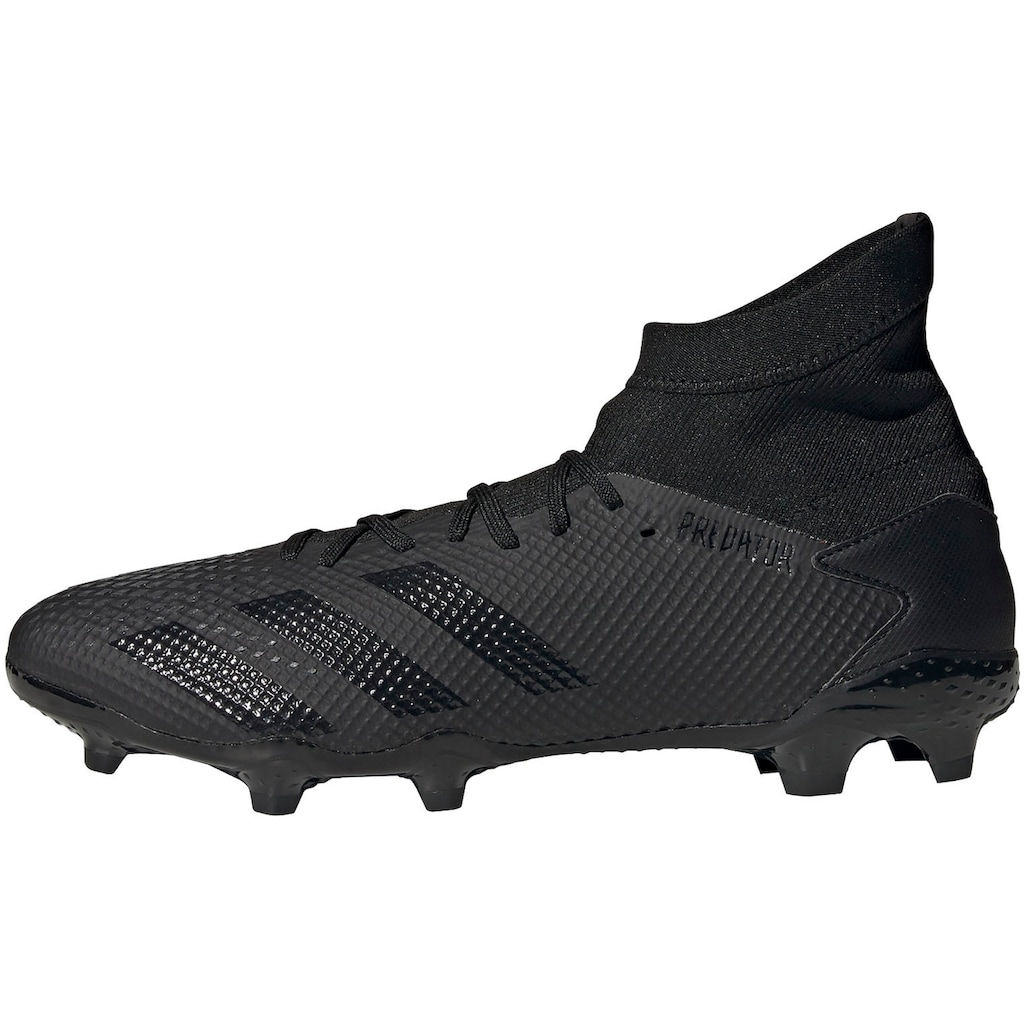 adidas Performance Fußballschuh »PREDATOR 20.3 FG«, Fein strukturiertes Obermaterial für bessere Ballkontrolle