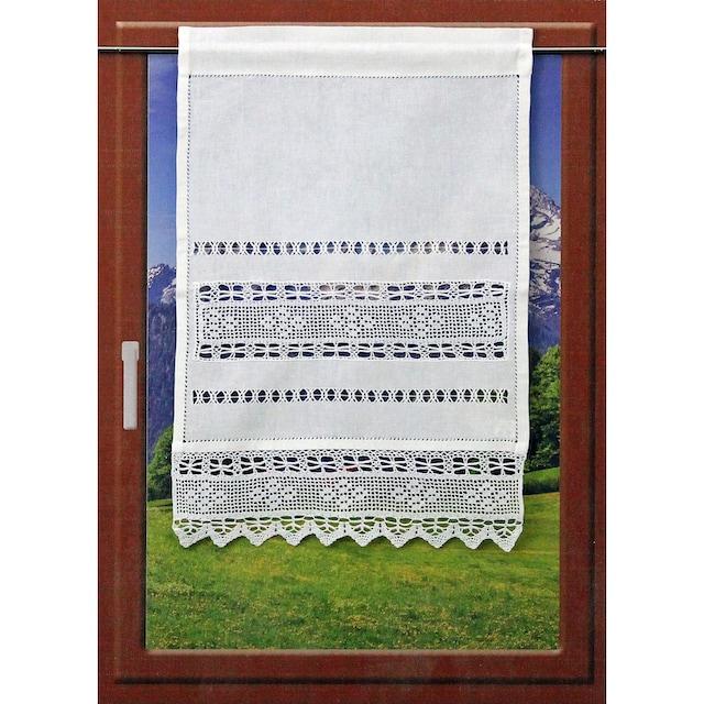 Panneaux, »Birnhorn«, HOSSNER - ART OF HOME DECO, Stangendurchzug 1 Stück