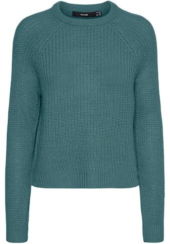 Vero Moda Rundhalspullover »VMLEA« kaufen