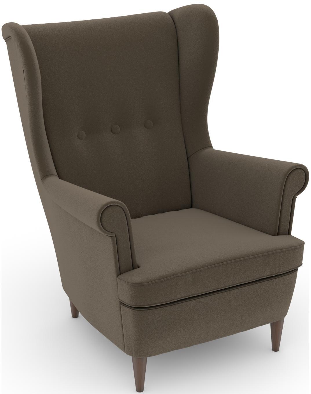 Max Winzer build-a-chair Ohrensessel Casimir im Winchester-Look zum Selbstgestalten
