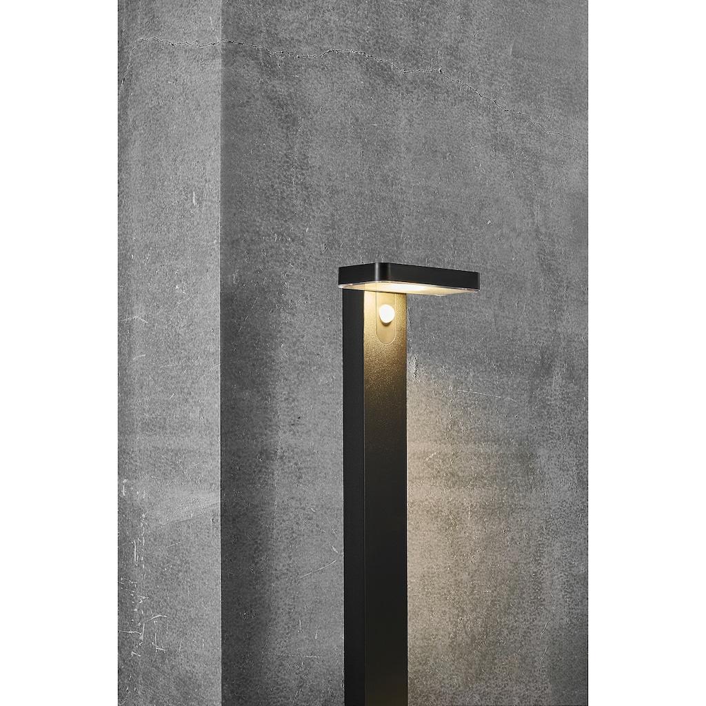 Nordlux LED Pollerleuchte »RICA«, LED-Modul, 5 Jahre Garantie auf die LED/ Solar Modul
