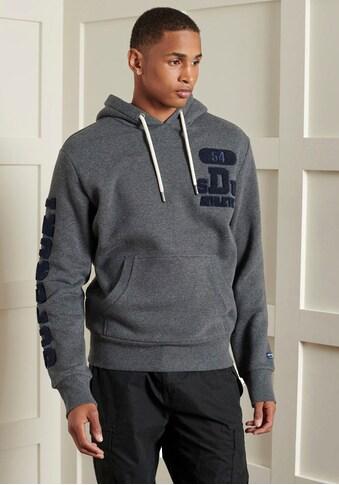 Superdry Kapuzensweatshirt »T&F EMB HOOD« kaufen